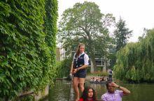 剑桥剑河,美女划船,不再别康桥!