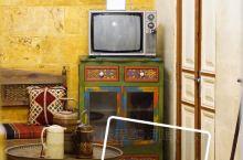 约旦必打卡200岁老餐厅,超美! AL Gherbal Restaurant,距离安曼30公里Sal