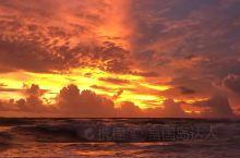 越南富国岛日落