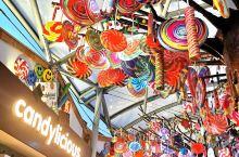 三小姐VS亚洲最大糖果店  新加坡圣淘沙candylicious  【景点攻略】 网上说是亚洲最大的