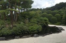 日本庭院第一名,足立美术馆,值得一去,去时別忘了带上护照,外国人入院费是半价哦。