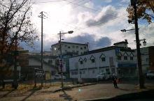 我们,离开,日本北海道, 弟子屈町·川上郡  ,水乡公园!然后,跑了很久,好像有1个小时左右距离,现
