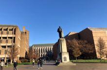 华盛顿大学,被称为美国最美大学之一,世界最有成就的大学之一。乙肝疫苗、肾透析术,人类基因图谱,波音7