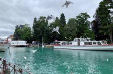 安纳西好山好水  美景处处   位于阿尔卑斯山脚下的安纳西湖 是法国仅次于Lac du Bourge