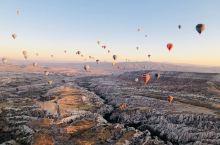 卡帕多奇亚热气球体验