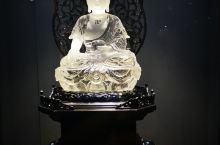 连云港东海水晶博物馆,很漂亮哦。
