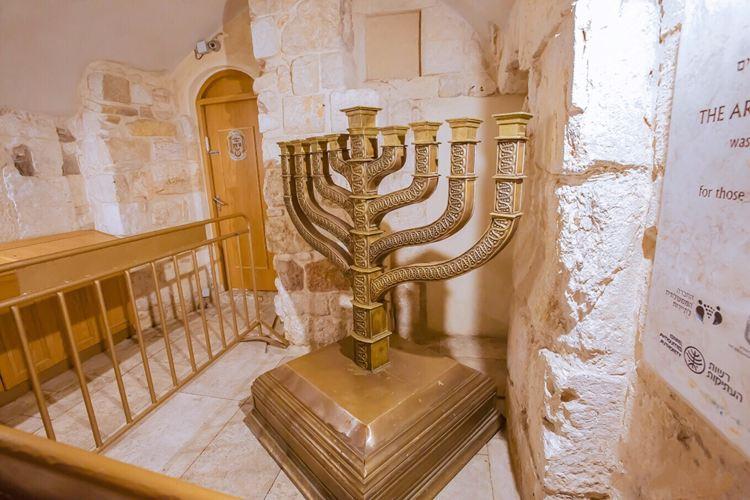 다윗왕의 무덤1