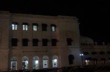 巴拿马古城 Casco Viejo 老城区跟French Plaza很近,这个白色建筑朋友告知是文化