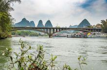 """桂林旅游,一般都是到阳朔看漓江风光,或到遇龙河看""""水墨画图""""。游漓江,骑行、徒步或坐船是最流行的方式"""