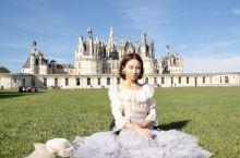 【法国城堡之王-卢瓦尔河谷香波堡】关于王权、梦想与永恒的绝唱 香波堡可以说是卢瓦尔河谷最著名的城堡了