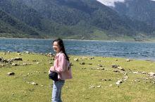空灵冶勒湖