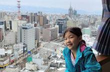 富山市,一个安静的农业城市,早上9点火车站的交通 碰巧赶上宫崎骏的画展,真幸运 剩下的地方,大家猜一