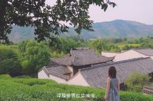 上海周边游【入住徽派酒店,赏景茗茶做安静美女子】 这是此次入住安吉酒店中名为谭府的客房景致,享有美丽