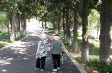 放暑假了,和老妈一起去旅行,今日景点是南京玄武湖。这里西靠明城墙,是江南地区最大的城内公园,也是中国