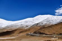"K2•G219 第4天。  ""天路零公里,昆仑第一城""G219新疆-阿里-拉萨。 今天行程560多公"