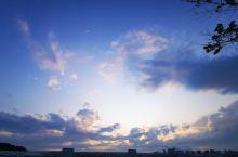 小窑湾的暮色月夜