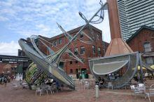 多伦多的新天地:古酿酒厂1832年由Gooderham和Worts创立,现成为多伦多最大的文化艺术中