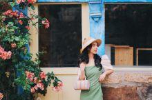 当奶昔色彩遇见蜂蜜砖墙 法国布列塔尼的所有小美好,都浓缩进这座古朴悠然的小镇中了!穿梭在迪南老城(D