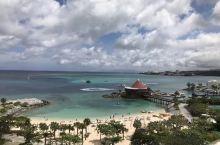 马尔代夫的各个岛屿都非常美丽 海岛控一定不能错过啦 这里风景真的美的像画一样 这次换了班度士岛 原始
