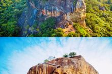 斯里兰卡旅行  世界八大奇迹之一—狮子岩  斯里兰卡科伦坡。  门票:4500卢比(约200人民币)