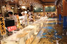 函馆山脚下的晚餐,与海有关。
