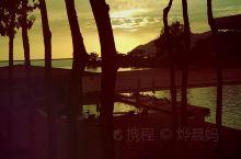 夕阳下的兰卡威