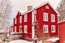 全欧洲圣诞味最浓的国度,会飘雪、遇见极光和麋鹿,连圣诞老人也真实的存在。住在红色的小木屋里,你会忘记