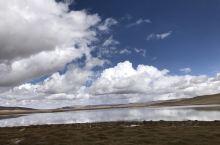 曲麻莱的美景,在这看到了天空之镜,太美了。