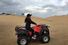 九月份的鄂尔多斯, 驰骋沙漠,享受大自然赋予的美景……