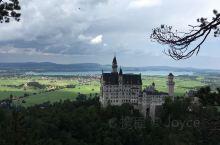 路德维希二世的杰作-新天鹅堡和他小时候居住的高天鹅堡,都一样的迷人。
