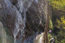陕西太白县青峰峡森林公园