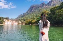 德天跨国瀑布最值得打卡的地方 只要来德天跨国瀑布,这几个地方最值得打卡!坐竹筏近看德天瀑布,天气好能