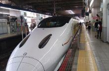 JR北九州米老鼠特色列车,博多~熊本的新干线