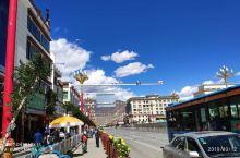 美丽的山南,蔚蓝的天空