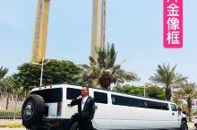 """【迪拜地标""""金相框""""】  -Dubai Frame是迪拜斥资3500万英镑(约合人民币3.1亿元)修"""