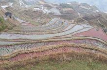 加榜梯田,藏在大山里的一处美景