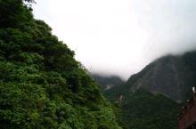 清水断崖:低低的云