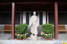 寻访弘一法师的足迹  去天津之前,正好读到一本书里讲到李叔同,说他出生在天津,我一个激动,就备注了这