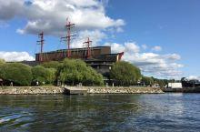 斯德哥尔摩的瓦萨沉船博物馆