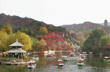 济南 红叶谷