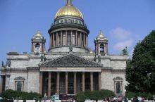 圣拉撒路大教堂,坐落在俄罗斯圣彼得堡市区,与梵蒂冈的圣彼得大教堂、伦敦的圣保罗大教堂和佛罗伦萨的花之