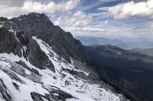 4月的云龙雪山