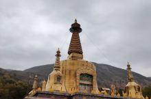 青海热贡艺术之乡,佛教圣地隆务寺,上,下吾屯寺。