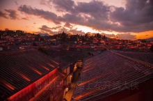 我最爱丽江的朝阳与日落,还有永远让我痴迷的古城!