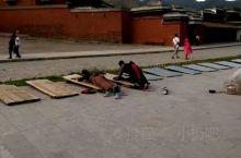拉普楞寺 金塔 佛学院 藏经楼 喇嘛居所 2016年夏天甘南之行,途径夏河拉扑楞寺。 其实我不信仰任