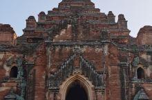 缅甸最落破的庙宇