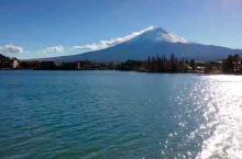 富士山一览无遗……