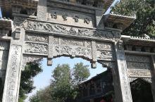古文化气息浓厚的青州古城
