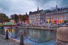 瑞典海滨港口城市马尔默,干净,恬静,无论是傍晚还是黎明,空气通透清澈,环境宜居怡人…