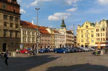 东欧六国游 捷克 皮尔森(市区)续 皮尔森是捷克西部的经济、文化和运输中心,西捷克州首府。它位于肥沃